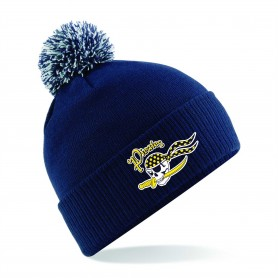UEA Pirates - Embroidered Bobble Hat