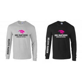OBU Panthers - Long Sleeve T Shirt