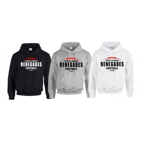 South London Renegades - Laces Logo Hoodie