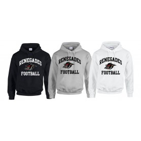 South London Renegades - Football Logo Hoodie