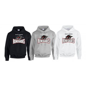 South London Renegades - Full Logo Hoodie