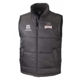 South London Renegades - Custom Embroidered Gilet