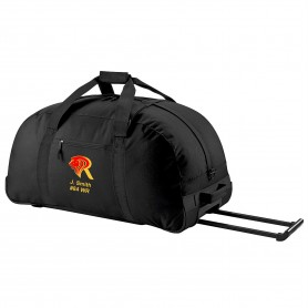 Kings College - Embroidered Wheelie Holdall