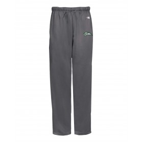 Edinburgh Predators - Embroidered Badger Open Bottom Joggers