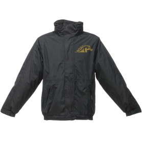 Doncaster Mustangs - Embroidered Heavyweight Dover Rain Jacket