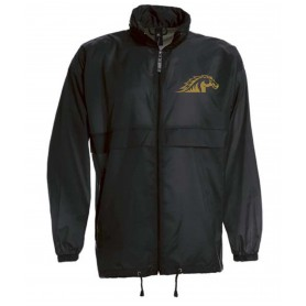 Doncaster Mustangs - Lightweight College Rain Jacket