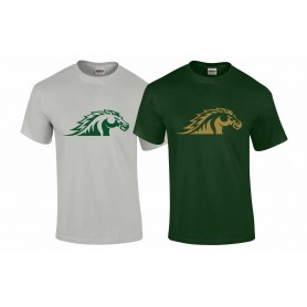 Doncaster Mustangs - Full Logo T-Shirt
