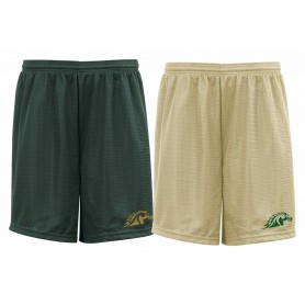 Doncaster Mustangs - Embroidered Mesh Shorts