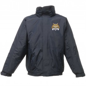 Leeds Bobcats - Embroidered Heavyweight Dover Rain Jacket