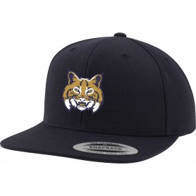 Leeds Bobcats - Embroidered Snapback