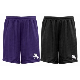 Leeds Carnegie - Embroidered Mesh Shorts