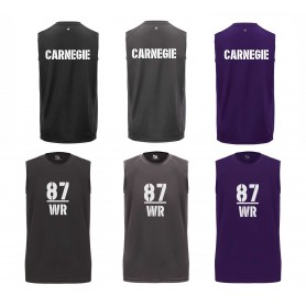 Leeds Carnegie - Combine Style Fitted B Core Sleeveless Tee