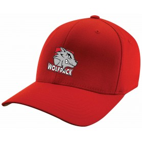 City Wolfpack - Embroidered Flex Fit Cap