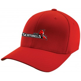 City Wolfpack - Sentinels Alumni Embroidered Flex Fit Cap