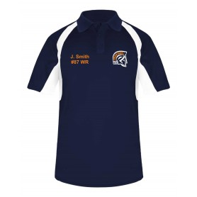 Sunderland Spartans - Custom Performance Hook Polo Shirt