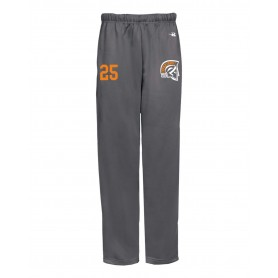 Sunderland Spartans - Embroidered Badger Open Bottom Joggers