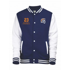 Sunderland Spartans - Custom Embroidered Varsity Jacket