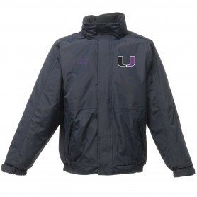 Portsmouth Destroyers - Embroidered Heavyweight Dover Rain Jacket