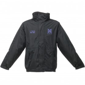 UCL Emperors - Embroidered Heavyweight Dover Rain Jacket