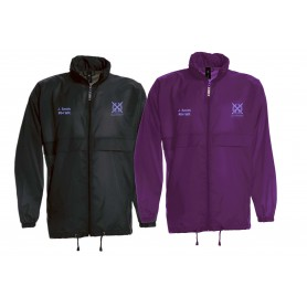 UCL Emperors - Lightweight College Rain Jacket