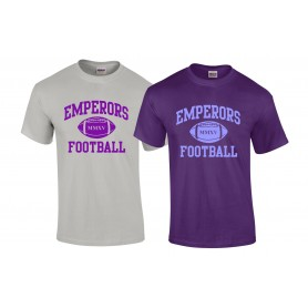 UCL Emperors - Team Ball Logo T Shirt