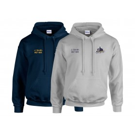 Portsmouth Dreadnoughts - Custom Embroidered Hoodie
