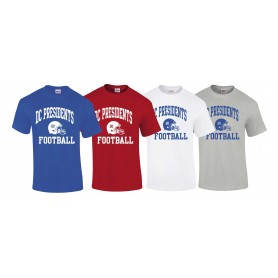 DC Presidents - Custom Ball 1 Logo T-Shirt