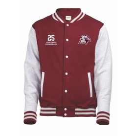 Manchester Crows - Customised Embroidered Varsity Jacket