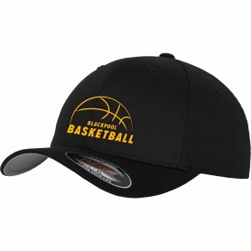 Blackpool Basketball - Embroidered Flexfit Cap