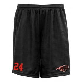 UWS Pyros -Customised Embroidered Mesh Shorts