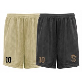 Staffordshire Saxons - Custom Embroidered Mesh Shorts