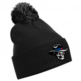 Edinburgh Outlaws - Embroidered Bobble Hat